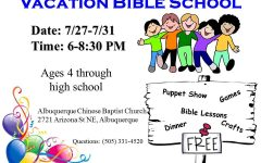 ACBC Vacation Bible School 2015